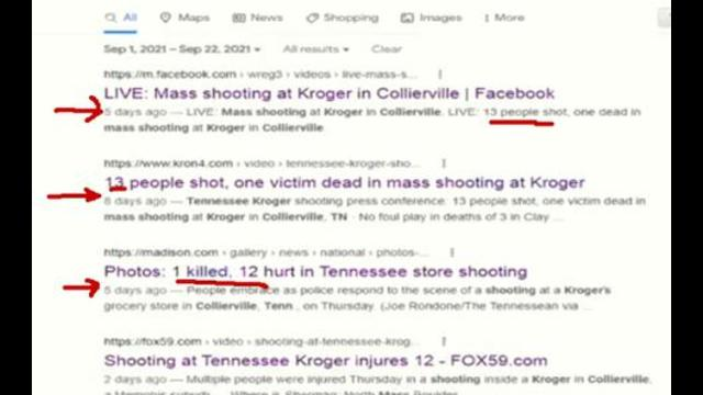 TN Mass shooting reported days ago. They got a little ahead of themselves. Check this out 24-9-2021