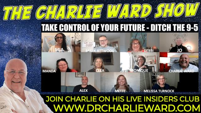 Take control of your income & future; ditch the 9-5 with Mark Attwood,Charlie Ward & 9 entrepreneurs 21-9-2021