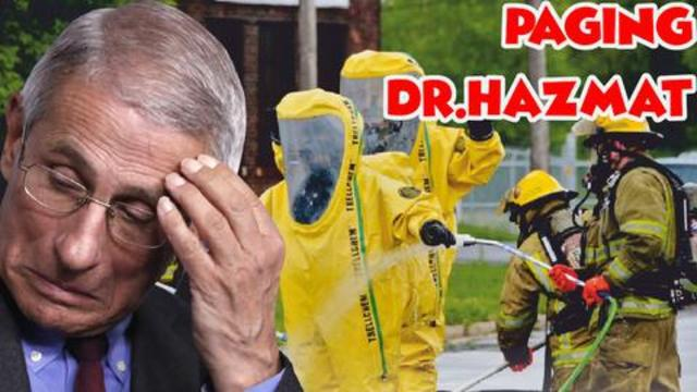 Truck Carrying Moderna Jabs Crashes – Dept Of Defense in Hazmat Shows Up…why the DOD? 31-8-2021
