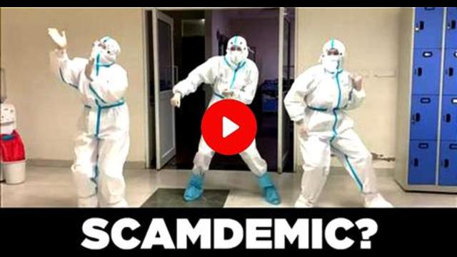 """WHY DO YOU SAY """"SCAMDEMIC""""? – QUESTIONS FOR JAMES CORBETT 29-9-2021"""