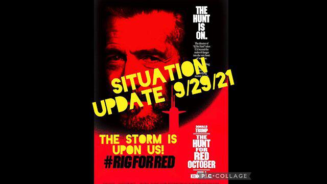 We the People NEWS: The Storm Is Upon Us!! World Military Alliance In Position! China Nuclear War! 29-9-2021