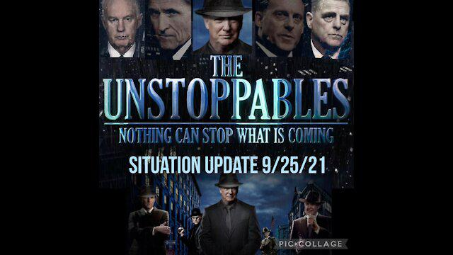 We the People NEWS: The Unstoppables – Nothing Can Stop What's Coming! Trump Won 5 Times! 25-9-2021