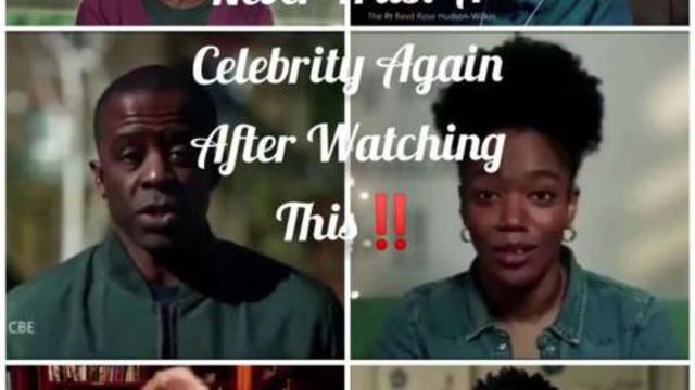 You will never trust a celebrity after watching this 17-9-2021