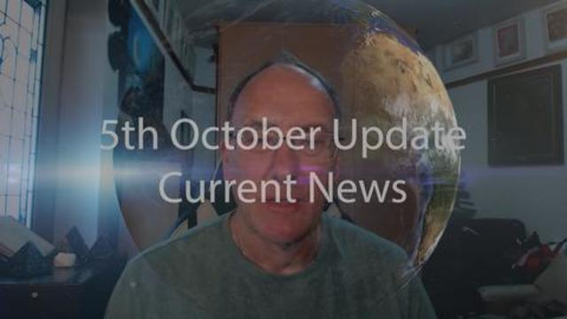 5th October 2021 Update Current News 5-10-2021