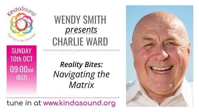 AGENDA 2035,NEVER SURRENDER,GERM & TERRAIN THEORY WITH WENDY SMITH & CHARLIE WARD 10–10-2021