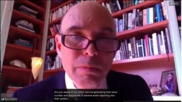 BOMBSHELL!! Maine CDC Directer, Dr. Shah, EXPOSED on Livestream Under Oath 13-10-2021
