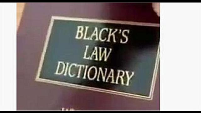 Black's Law Definition of the Word MANDATE 18-10-2021