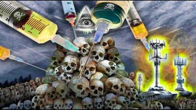 COVID IS A FRAUD THE REAL ISSUE IS GENOCIDE 13-10-2021