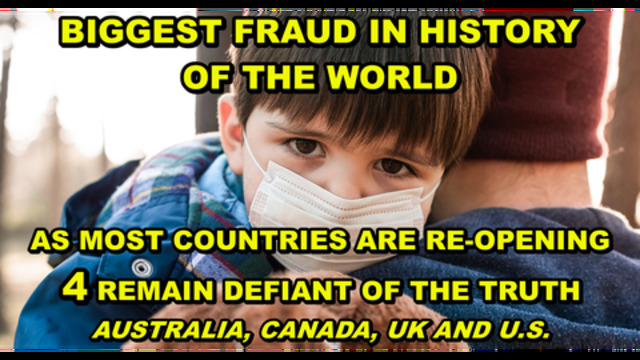 DENMARK, SWEDEN, NORWAY & MULTIPLE OTHERS ALL OPEN AND FREE – BIGGEST FRAUD IN HISTORY OF THE WORLD 9-10-2021