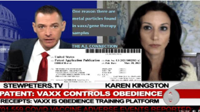 EXPOSED !! RECEIPTS !! PATENT PROVES VAXX IS OBEDIENCE TRAINING PLATFORM !! MUST WATCH !! 17-10-2021