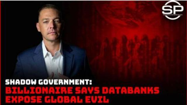 French Billionaire – Shadow government – Databanks Expose Global Evil 12-10-2021