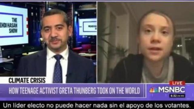 """Greta Spills the Beans and Redeems herself – """"Climate Crisis Does Not Exist"""" 4-10-2021"""