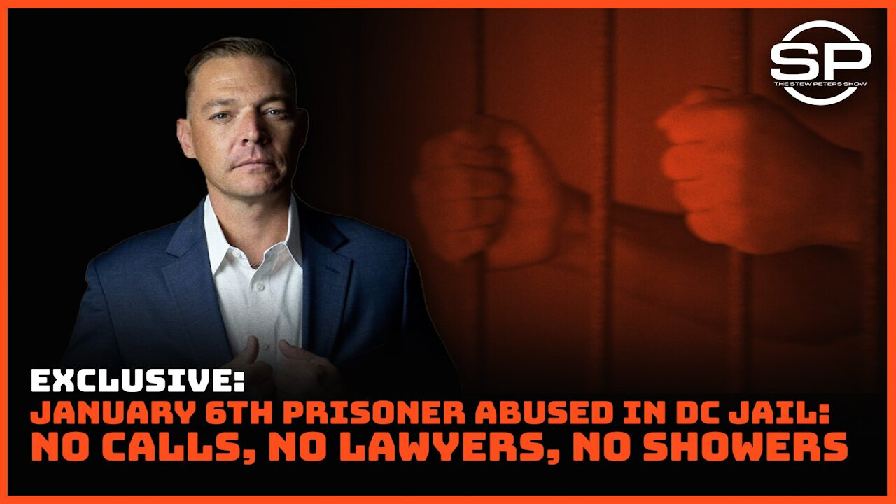 J6 Political Prisoner Exposes Torture, Speaks Out in EXCLUSIVE Tell-All Interview 14-10-2021