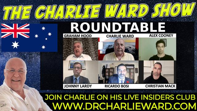 JOIN THE ROUND TABLE WITH CHARLIE WARD & GRAHAM HOOD; COURT BULLIES,STANDING UP FOR WHAT IS RIGHT 18-10-2021