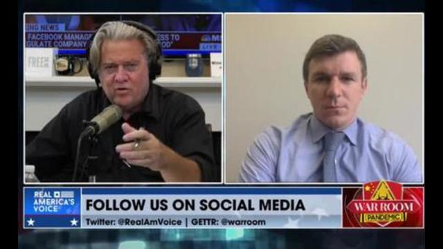 James OKeefe Pfizer Scientist Admits The Truth About The Vaccine 6-10-2021