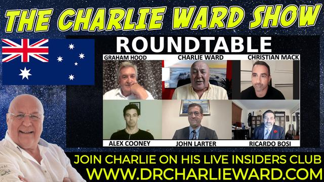 Join The Round Table With Charlie Ward & Graham Hood; Standing Up For What Is Right! 20-10-2021