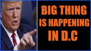 LATEST NEWS UPDATE! BIG THING IS HAPPENING IN WASHINGTON D.C 7-10-2021