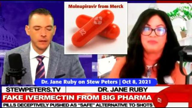 Molnupirair Designed to cause cancer and birth defects so they fast track it to replace Ivermectin 17-10-2021