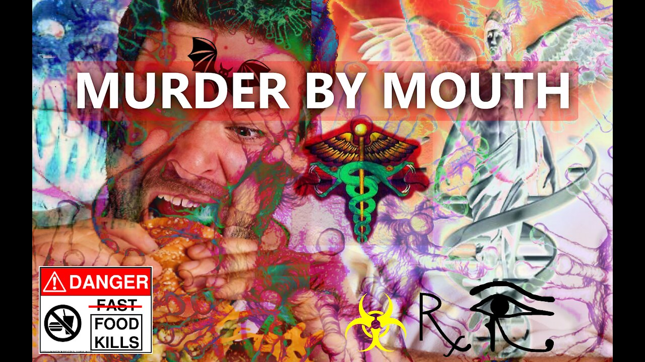 Murder By Mouth 2021: Germ Theory – Poison Diets – Isolation of Viruses – Medical Myths 1-10-2021