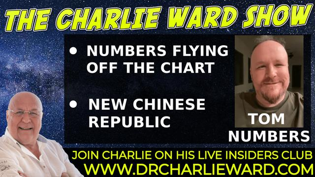 NUMBERS FLYING OFF THE CHART WITH TOM NUMBERS & CHARLIE WARD 8-10-2021