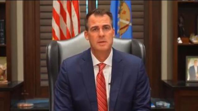 Oklahoma' Governor Suing Let's Go Brandon (I have translated what he says so its easy to understand) 17-10-2021