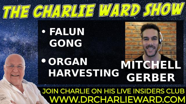 PART 2 – FORCED ORGAN HARVESTING WITH MITCHELL GERBER & CHARLIE WARD 20-10-2021