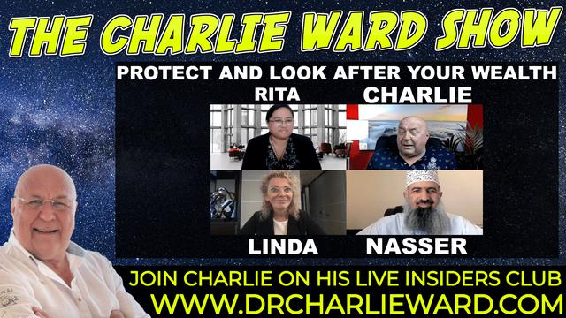 PROTECT & LOOK AFTER YOUR WEALTH, WHAT IS BLOCKCHAIN TECHNOLOGY? WITH CHARLIE WARD,LINDA & GUESTS 1-10-2021