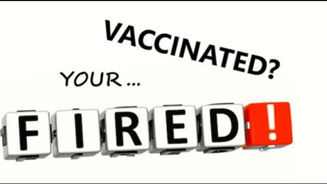Patriot Boss Fires Vaxxed Employees To Get Below 100 Workers & Gives Unjabbed a Raise 6-10-2021