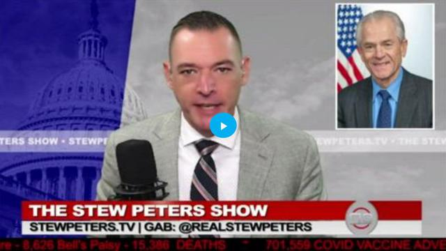 """Peter Navarro: """"Decertify the Election, Put Trump Back in the White House"""" 8-10-2021"""