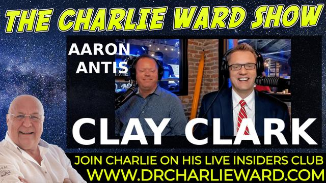 Q & A WITH CLAY CLARK & CHARLIE WARD,THE GREAT RESET BOOK,THE BOOK OF REVELATIONS,THE GOLD STANDARD.19-10-2021
