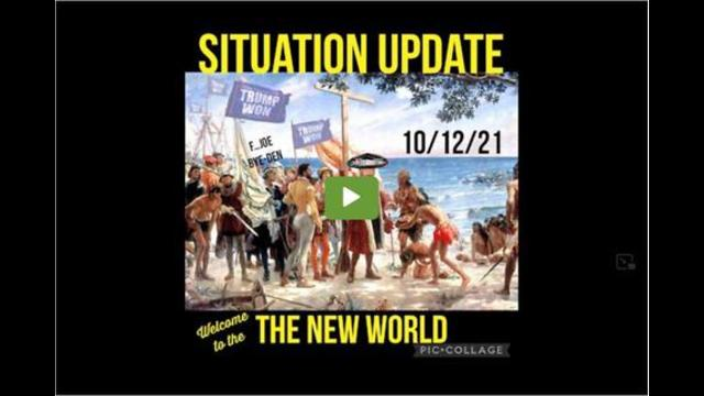 Situation Update: Welcome To The New World! NESARA/GESARA Announcement! Jab Death Reality!… 12-1-2021