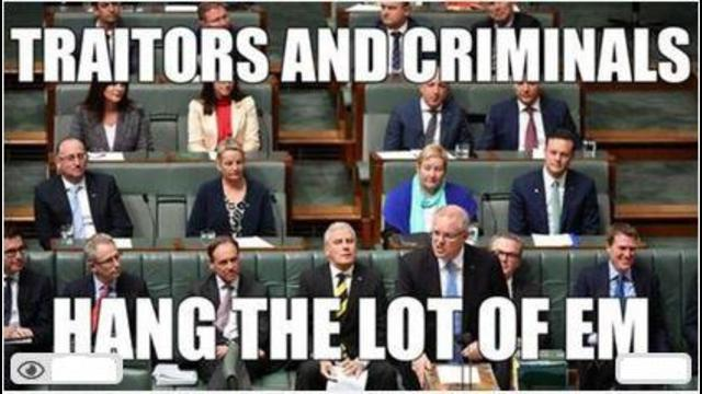 The Entire Australian Government is Guilty of Treason MAX IGAN 17-10-2021