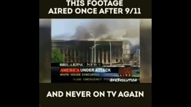This footage aired once on TV and NEVER AGAIN 11-10-2021