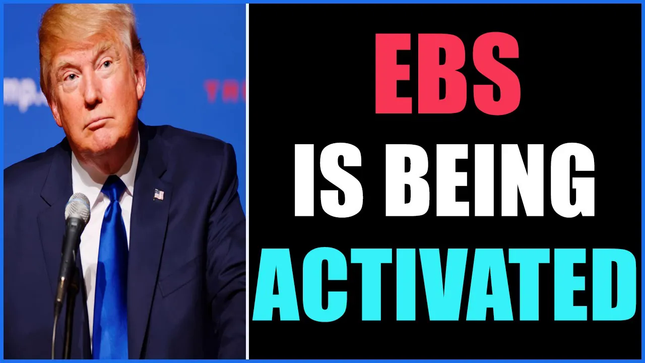 U.S Military Intel Update: EBS IS BEING ACTIVATED! 17-10-2021