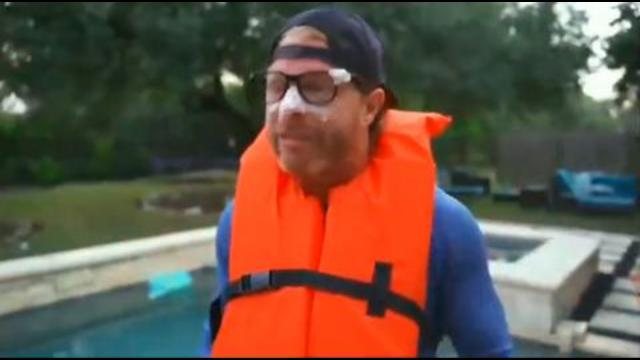 You have to wear a life jacket to keep others from drowning (great vaccination parody) 4-10-2021